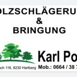 Holzschlägerung & Bringung | Karl Anton Postl